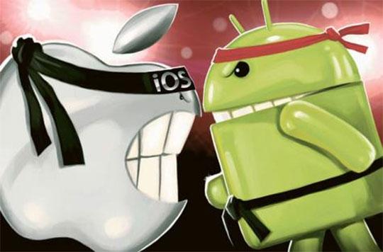 Samsung S5 привлича клиенти на Епъл