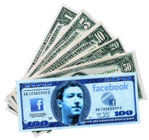 Facebook подготвят система за електронни разплащания