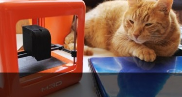 Micro 3D принтера мечта