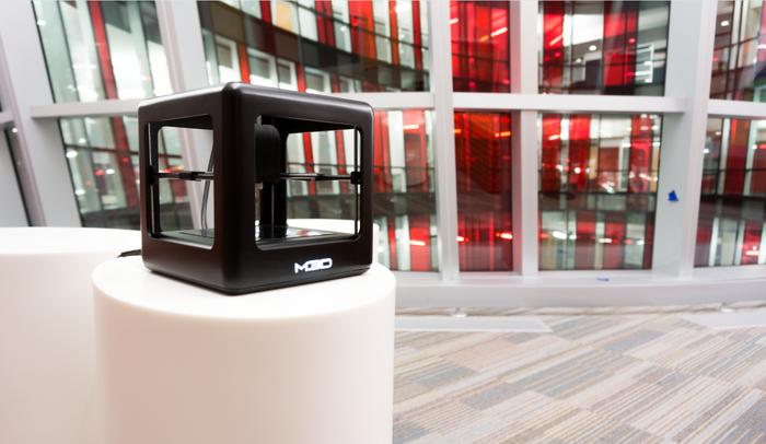 Micro - мини 3D принтер