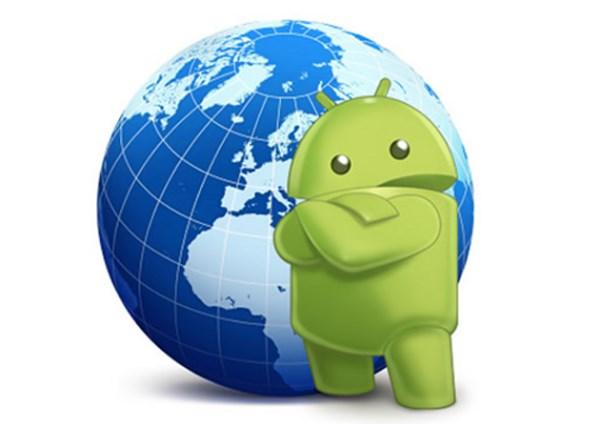 Android доминира тотално