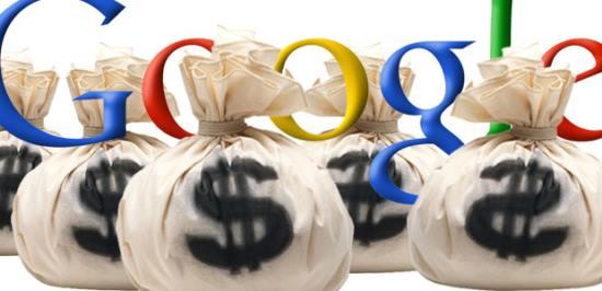 Най-скъпата марка в света е Google