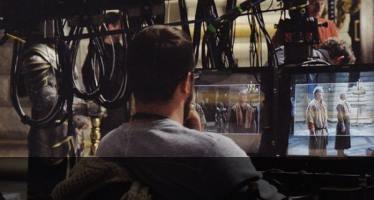 Първата снимка от снимачната площадка на филма Warcraft