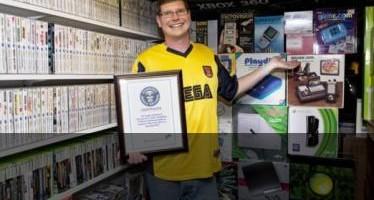 Най-голямата колекция от игри бе продадена