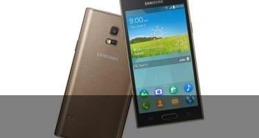 Самсунг пуска първия телефон с Tizen OS