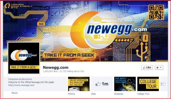 Newegg приема биткойн разплащания