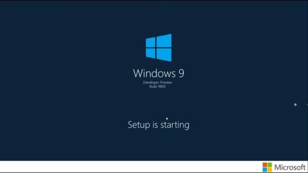 Windows 9 безплатен за закупилите Windows 8