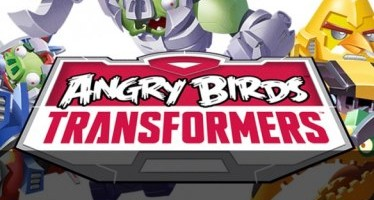Пуснаха Angry Birds Transformers