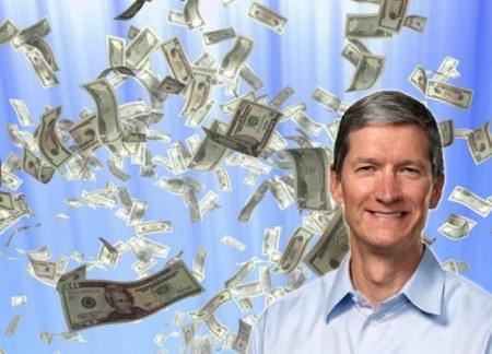 Шефове на Apple уличени в неморална сделка