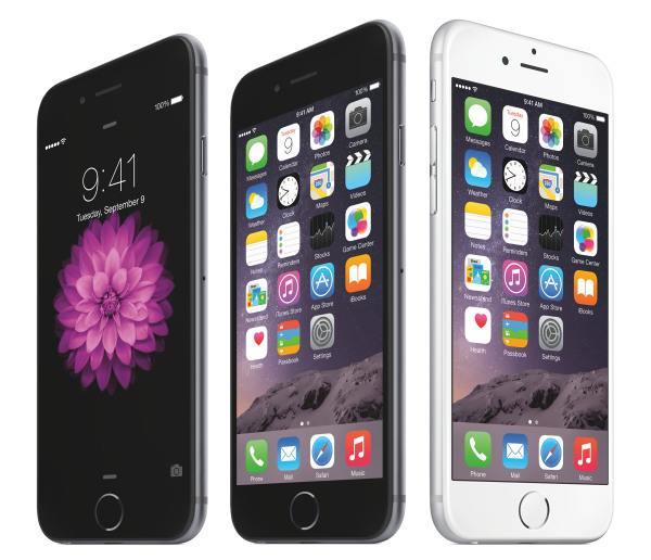 Новите iPhone 6 и Plus изглеждат много добре