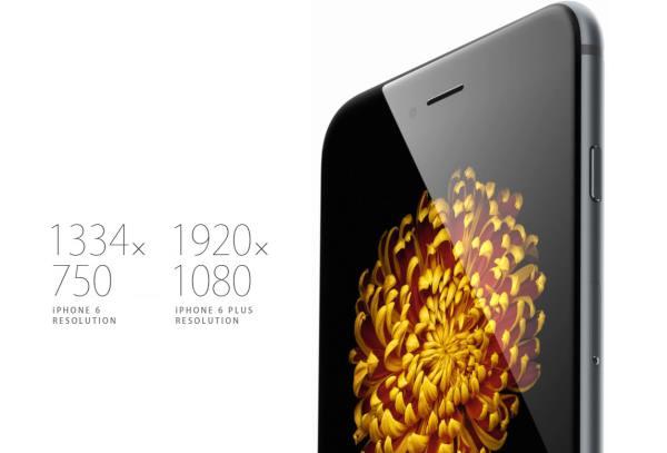 дисплея на iphone 6