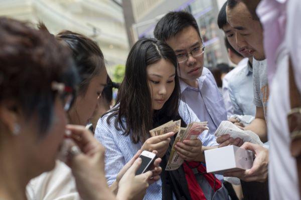 Черният пазар в Китай процъфтява