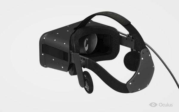 Нов прототип на Oculus Rift