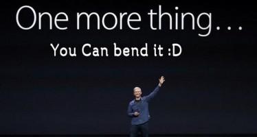 Хората се забавляват с издънките на Apple