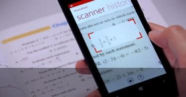 PhotoMath решава уравнения с лекота