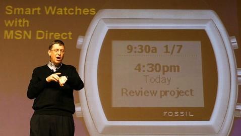 Microsoft разработва нов смарт часовник