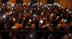 Унгарците протестират срещу глупав проектозакон