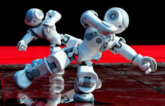 Танцуващи роботи