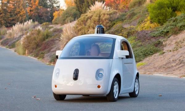 google автомобила