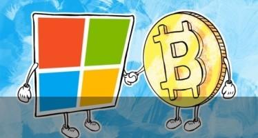Майкрософт приема биткойн разплащания