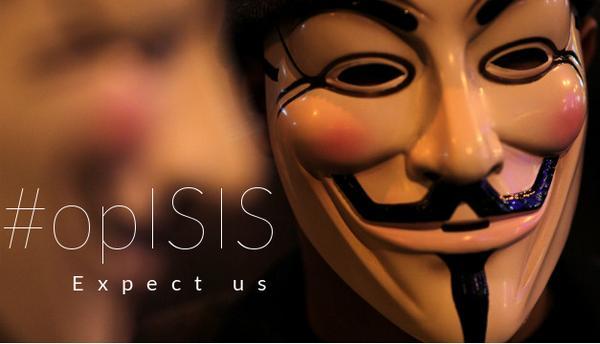 Анонимните срещу тероризма