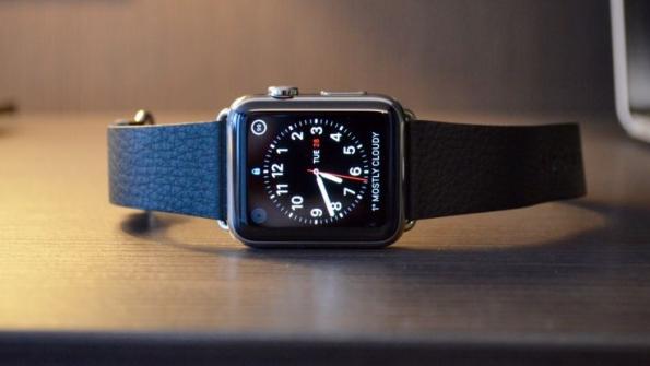 Дефект в Apple Watch