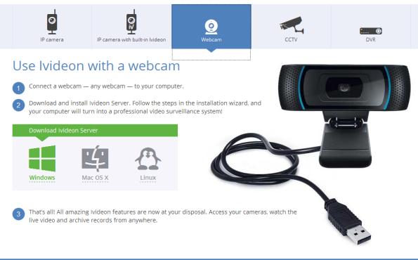 Ivideon - лесен и безплатен начин да си направите видеонаблюдение
