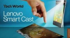 Lenovo показаха смартфон с лазерен проектор