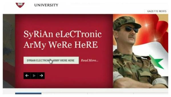 Хакнаха сайта на американската армия