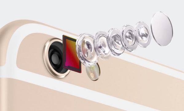 Apple признаха за дефектна партида камери в iphone 6 plus