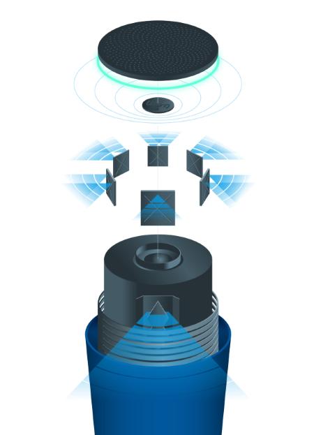 OnHub конструкция - 13 антени