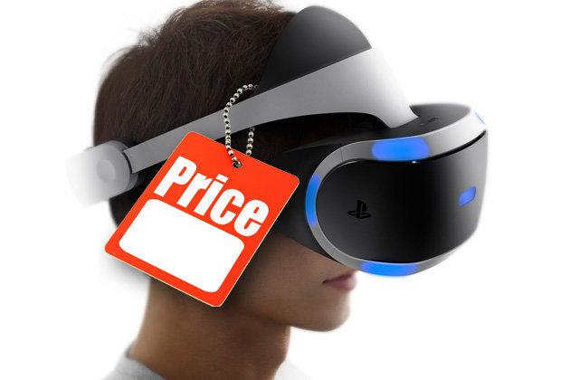Появи се цената на PlayStation VR