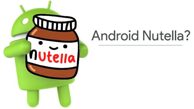 Името на Андроид N