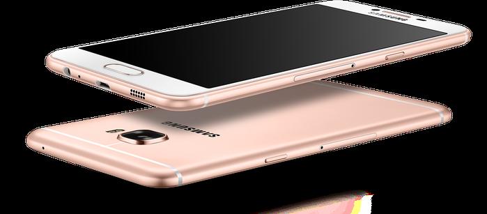 C5 и C7 са с приятен дизайн, взаимстван от iPhone