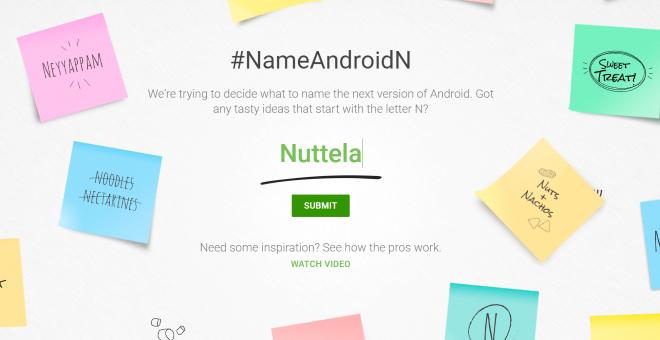 Всеки може да стане кръстник на новата версия на Android