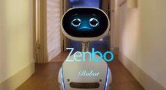 Вижте домашния робот Zenbo