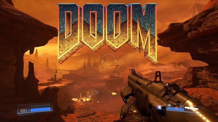Doom е брутален нон-стоп екшън