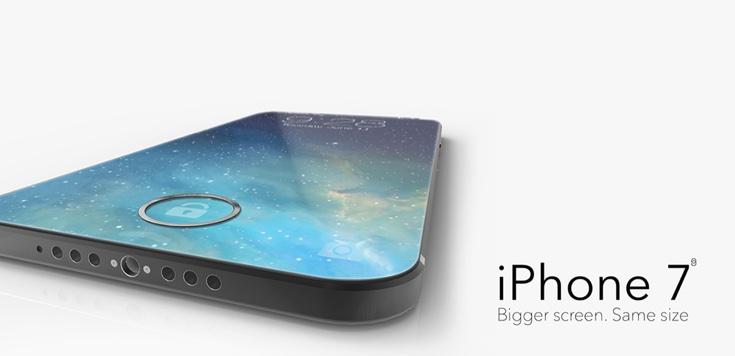 За съжаление iPhone 7 няма да изглежда така