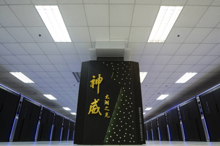 Китай детронира САЩ в top500