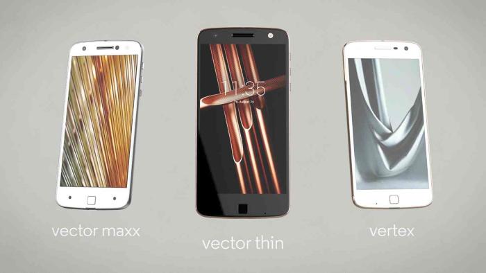 Изтече информация за още един Z смартфон
