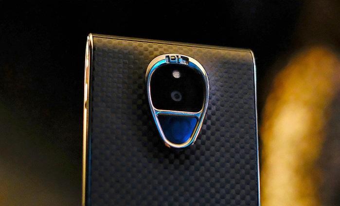 Соларин е смартфон за богатите