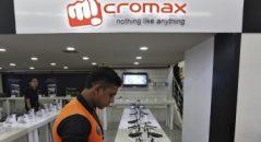 Micromax ще се пробва на китайския пазар