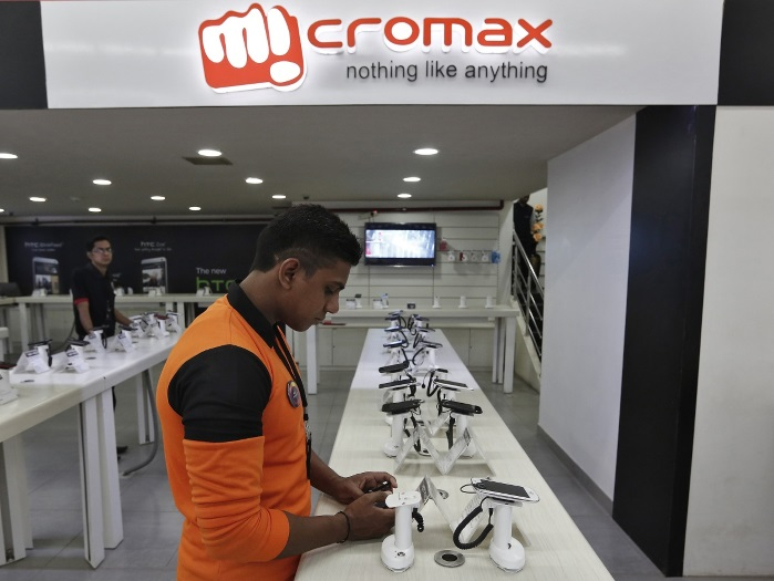 Micromax ще навлезе на китайския пазар