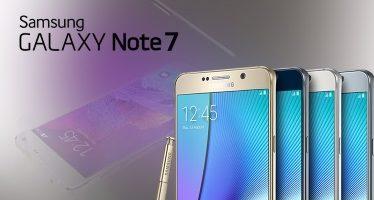 Проблеми за Samsung с новия Note 7