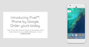 Изтекоха снимки на Google Pixel