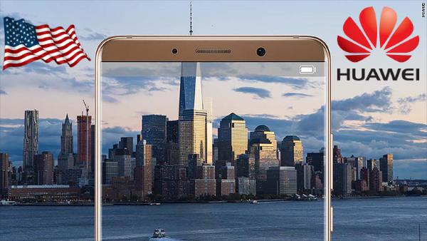 Щатите не допускат Huawei на пазара си