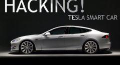 Оказва се, че Tesla S може да бъде открадната лесно