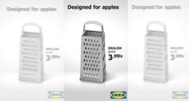 ikea се гаври с недодяланият дизайн на Mac Pro