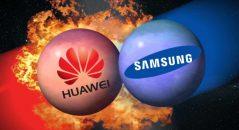 Huawei успяха да изместят Самсунг от първото място