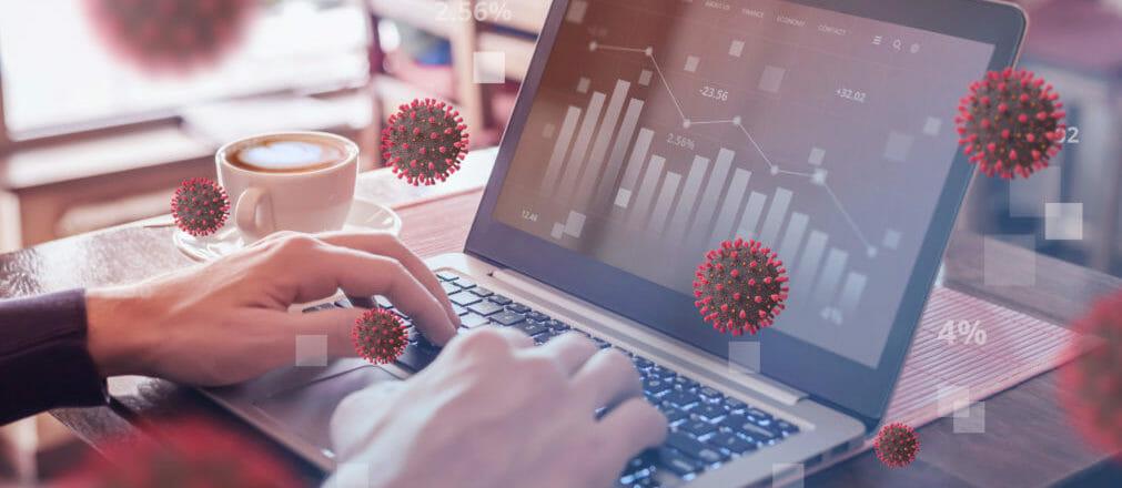 Продажбите на компютри са във възход заради коронавируса